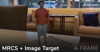 MRCS + Image Target
