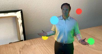 MRCS Hologram Relight