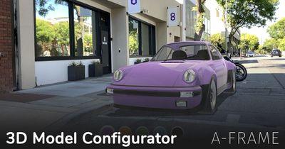 3D Model Configurator