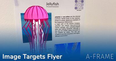 A-Frame: Image Targets Flyer