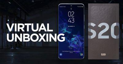 Unbox the smartphone in AR   Explore 3D phone & accessories.
