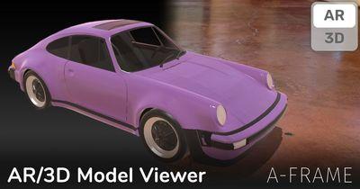 AR/3D Model Viewer