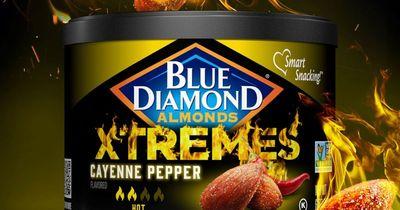Blue Diamond- Xtreme Snacks