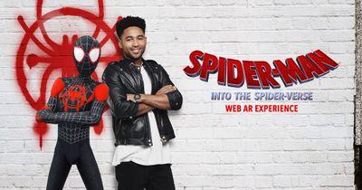 SPIDER-MAN: INTO THE SPIDER-VERSE WEB AR