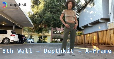 A-Frame: Depthkit