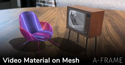 Video Material on Mesh