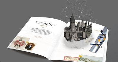 Wizarding World - Keys and Curios journal