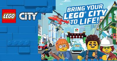 LEGO City - Roads