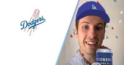L.A. Dodgers - World Series Selfie