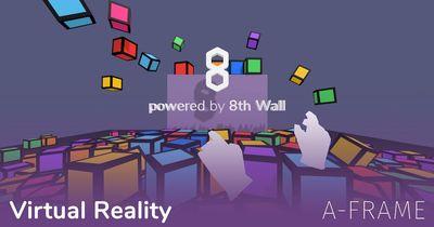 A-Frame: Virtual Reality