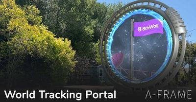 World Tracking Portal