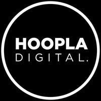 Hoopla Digital Logo